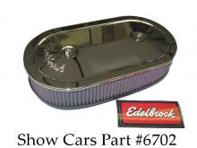 02 Engine external | Show Cars | 308-409 Chevy Parts